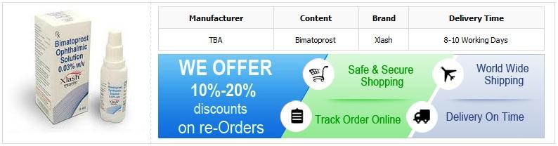 Buy Bimatoprost Online