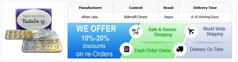 Buy Tadalis 20mg Online