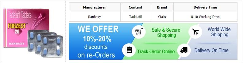 Buy Forzest 20mg Online