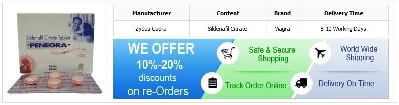 Buy 100mg Penegra Online