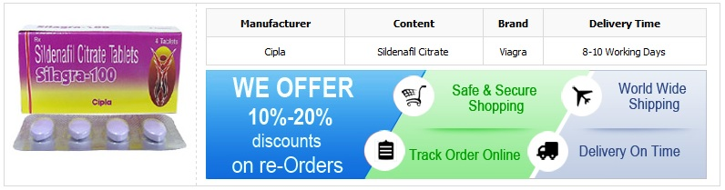 Buy Silagra 100mg Online